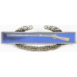 Badge, Combat Infantry (CIB), Sterling