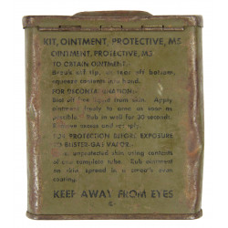 Box, Protective Ointment, M5