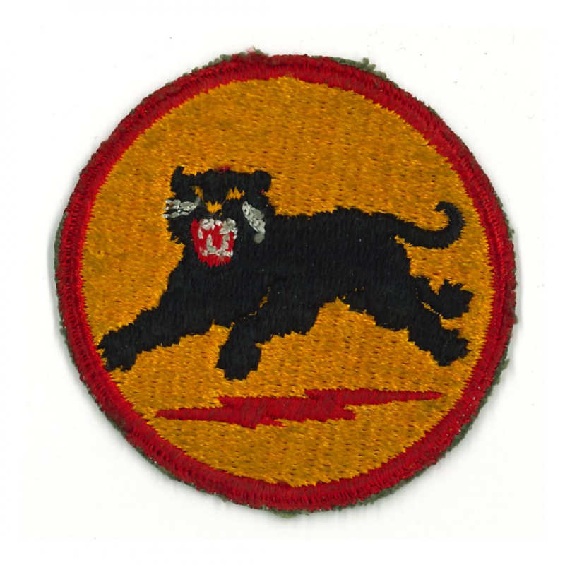 Insigne, 66th Infantry Division, 1er type