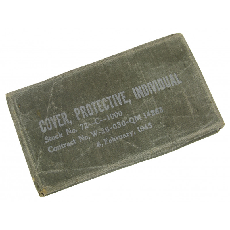 Cover, Protective, Individual, US Army