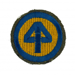 Patch, 44th Infantry Division, wool