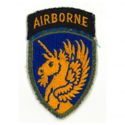 Patch, 13th Airborne Division