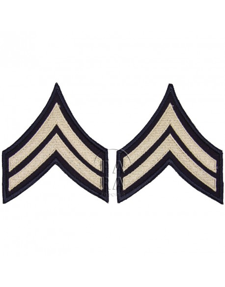 Grades en tissu de Caporal