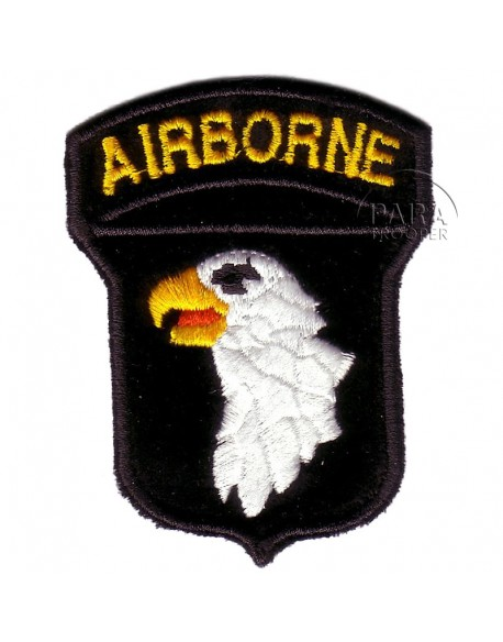 "Patch, 101st Airborne Division, ""Velvet"""