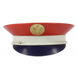Poudrier féminin, US Army, Bleu, Blanc, Rouge