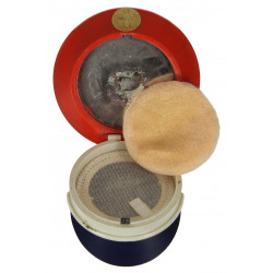 Compact, Powder, US Army, Blue, White, Red
