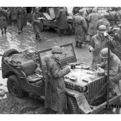 Imperméable troupe, US Army, 1943, Medium