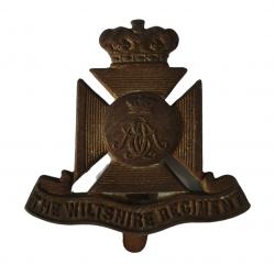 Cap Badge, The Wiltshire Regiment, Normandy