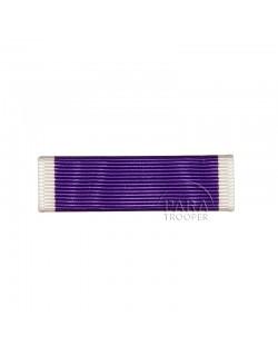 Ruban de décoration US, Purple Heart