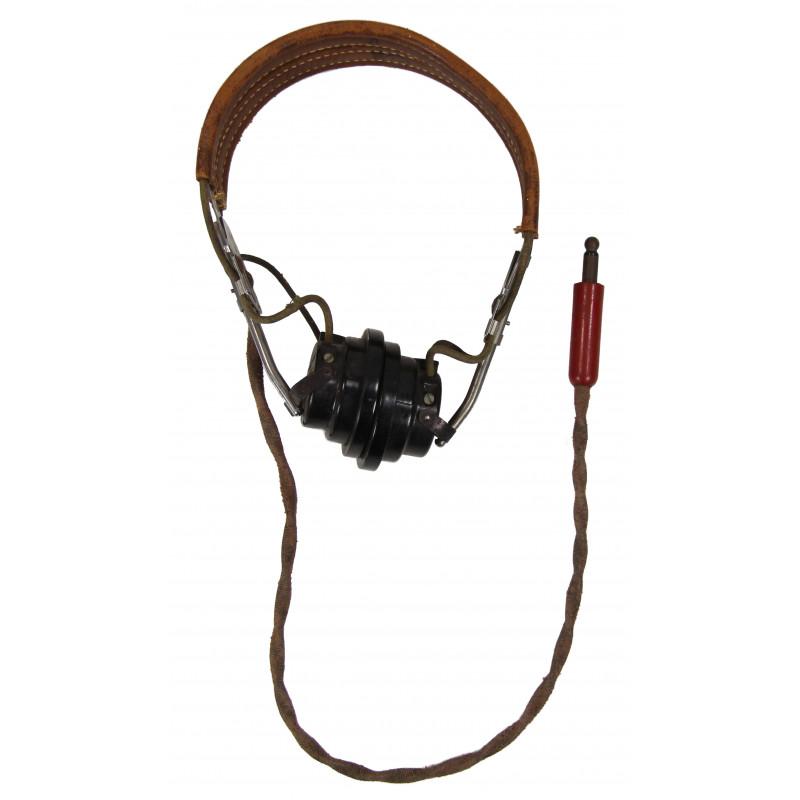 Headset, Receiver, ANB-H-1, UTAH CHICAGO