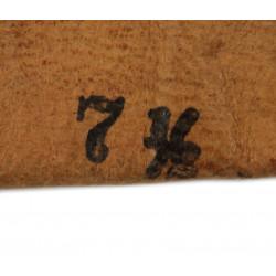 Sweatband, Liner, M1, Grey Rayon, Size 7 1/2
