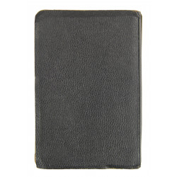 Bible, Steel Shield, Gold-Plated,