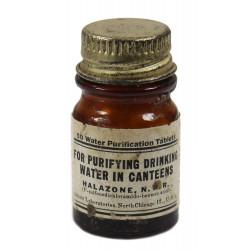 Bottle, Tablets, Chlorine, Abbott Laboratories
