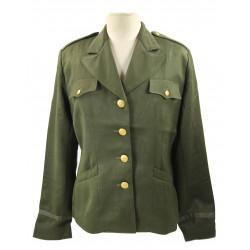 Jacket, WAAC/Nurse, winter, Officer