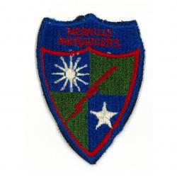 Patch, Merrills Marauders