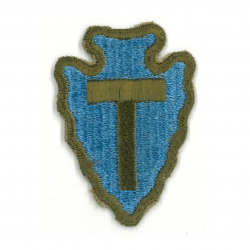 Patch, 36th Infantry Division, OD border