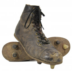 Paire de chaussures de football, Spalding