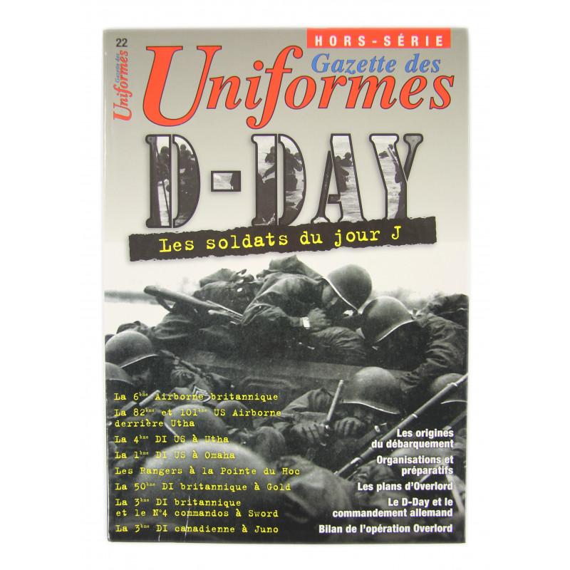 D-DAY : les soldats du Jour-J