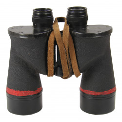 Binoculars, 7x50, and carrying case, 1943, USMC