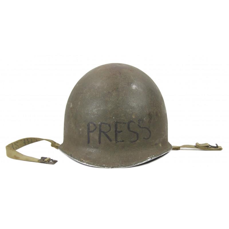 Shell, Helmet, M1, PRESS