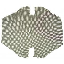 Net, helmet, M1, Schrimp type, 1944, 3rd ID Style