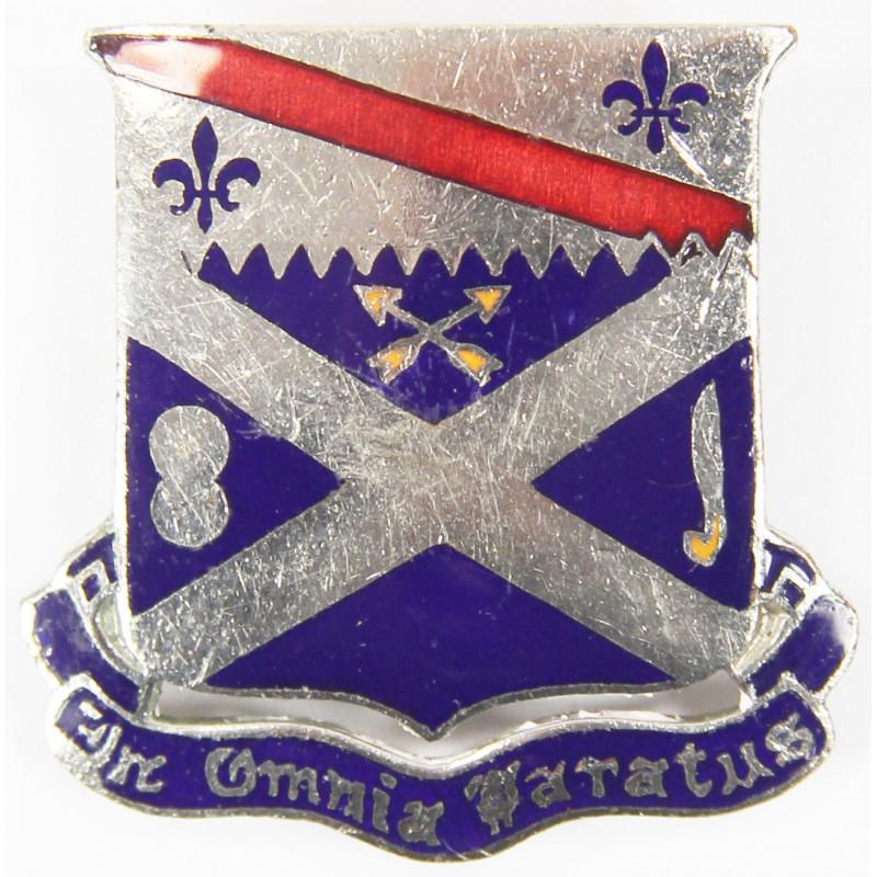 Distinctive Insignia, 18th Inf. Rgt., 1st ID, SB