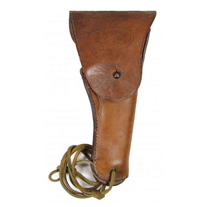 Holster, Belt pistol, Colt .45, BOYT, 1942