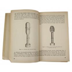 "Manual, Field, FM 23-30, Hand & Rifle Grenades Rocket AT HE 2.36"", 1944"