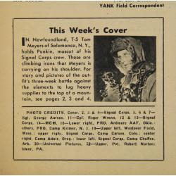 Magazine, YANK, June 2, 1944