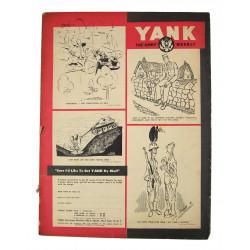 Magazine, YANK, June 23, 1944