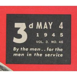 Magazine, YANK, May 3, 1945