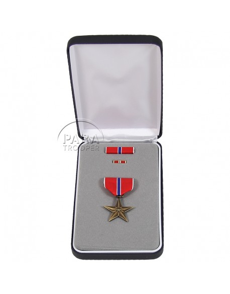 Medal, Bronze Star, in box