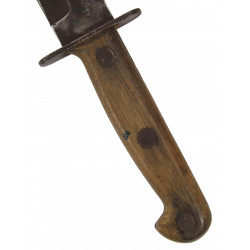 Knife, Combat, 1944 GREGSTEEL US Commando