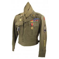 Grouping, S/Sgt. Paul Postlethwaite, 5th Infantry Division, ETO