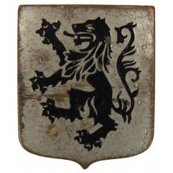 Crest, 28th Inf. Rgt., 8th Infantry Division, N.S. Meyer, à écrou