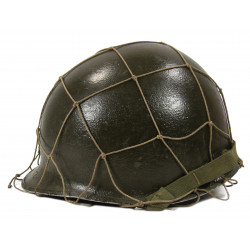 Helmet, M1, flexible bales, Captain, Named