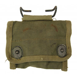 Compass, Gurley ????, with OD Canvas Pouch