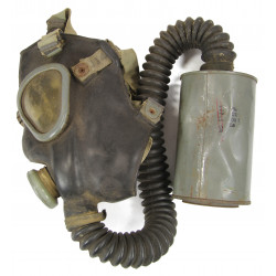 Mask, Gas, Lightweight, 1943