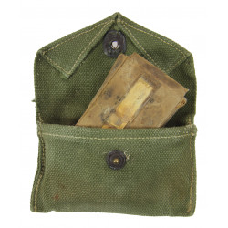 Pouch, First Aid, OD7, with First Aid Packet