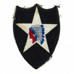 Insigne, 2nd Infantry Division