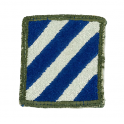 Patch, 3rd Infantry Division
