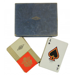 Cards, Playing, US Army