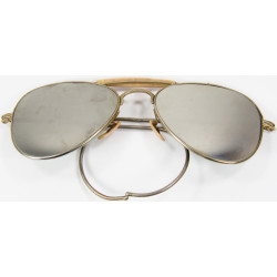 Sunglasses, Army Air Forces, MAVIEX, with case