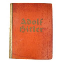 Album, Card, Cigarette, Adolf Hitler, 1936