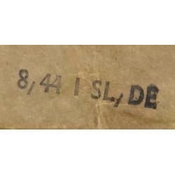 Armband gas sleeve detector, 1943