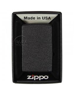 Lighter, Zippo 1943, Black Crackle Finish