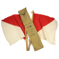 Flag, Kit, Type M-113, US Army Signal Corps