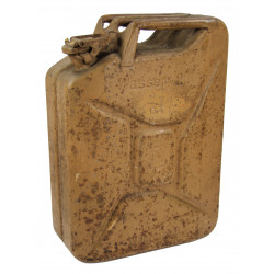 Jerrycan, 20 litres, Wehrmacht, 1943