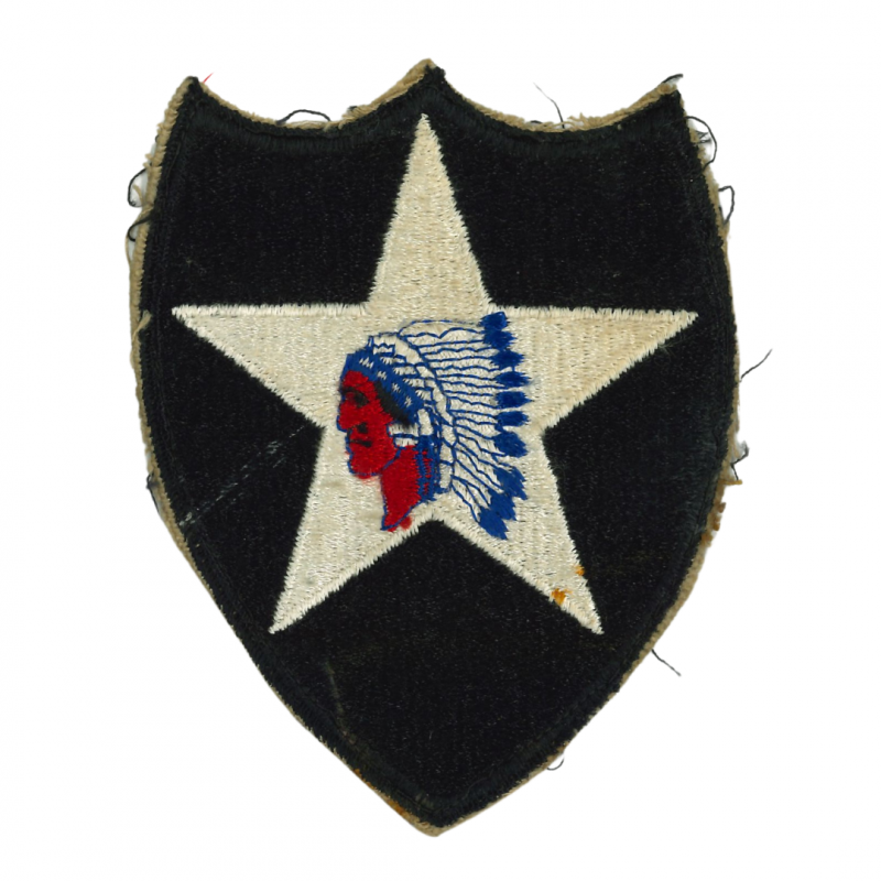 Patch, 2nd Infantry Division