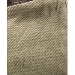 Overcoat, wool, 1942